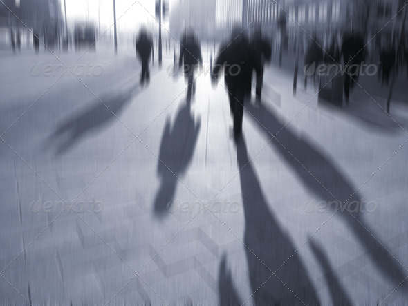 PhotoDune Commuters 3850500