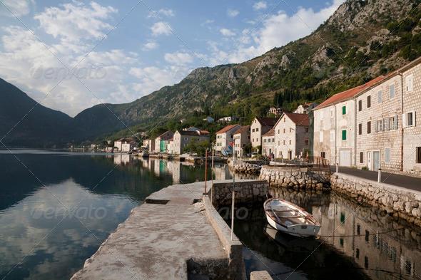 PhotoDune Morning Adriatic Sea 3850501