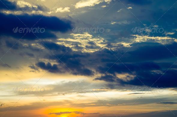 PhotoDune sky 3851106