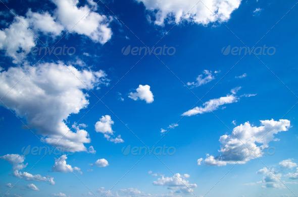 PhotoDune blue sky 3851121