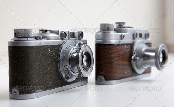 PhotoDune Old cameras 3851250