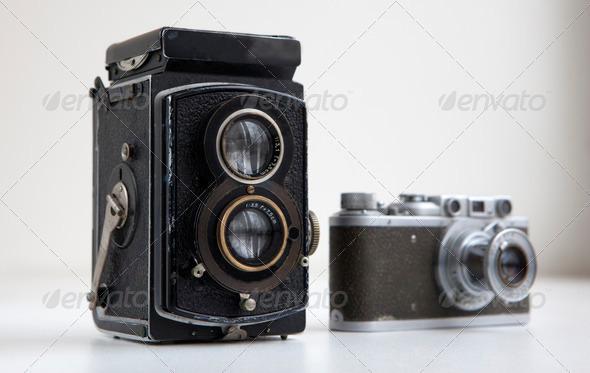 PhotoDune Old cameras 3851256
