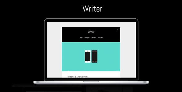 ThemeForest Reader Minimalistic Wordpress Theme 3747291