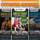 Fitness Banner Vol.5 - GraphicRiver Item for Sale
