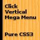Klik Vertical Responsive Mega Menu - WorldWideScripts.net vare til salg
