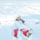 Snow Angel - VideoHive Item for Sale