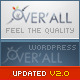 OverALL Premium WordPress Blog & Portfolio Theme - ThemeForest Item for Sale