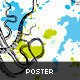 Music Party Flyer & Poster (A4, A3) - GraphicRiver Item for Sale