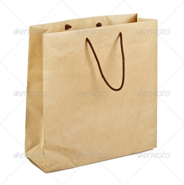 PhotoDune Paper Bag 3854084