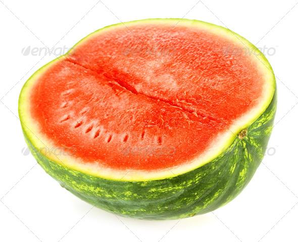 PhotoDune Slice of Watermelon 3854095