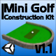 Mini Golf Construction Kit - ActiveDen Item for Sale