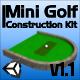 Mini Golf Construction Kit - ActiveDen Item for Sale