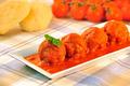 meatballs in tomato sauce - PhotoDune Item for Sale