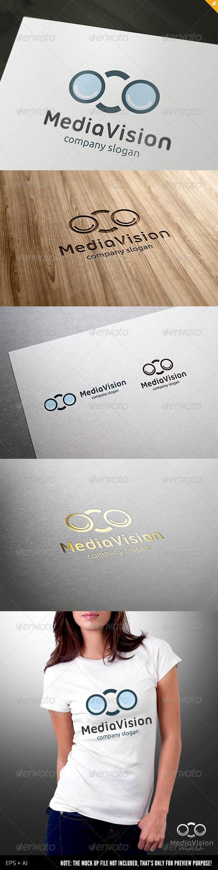 GraphicRiver Media Vision Logo 3770039
