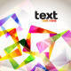 Colorful Abstract Cubes