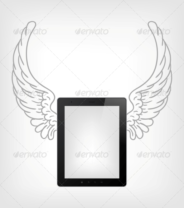 GraphicRiver Tablet PC 3861726