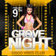 Grove Night Flyer Template - GraphicRiver Item for Sale