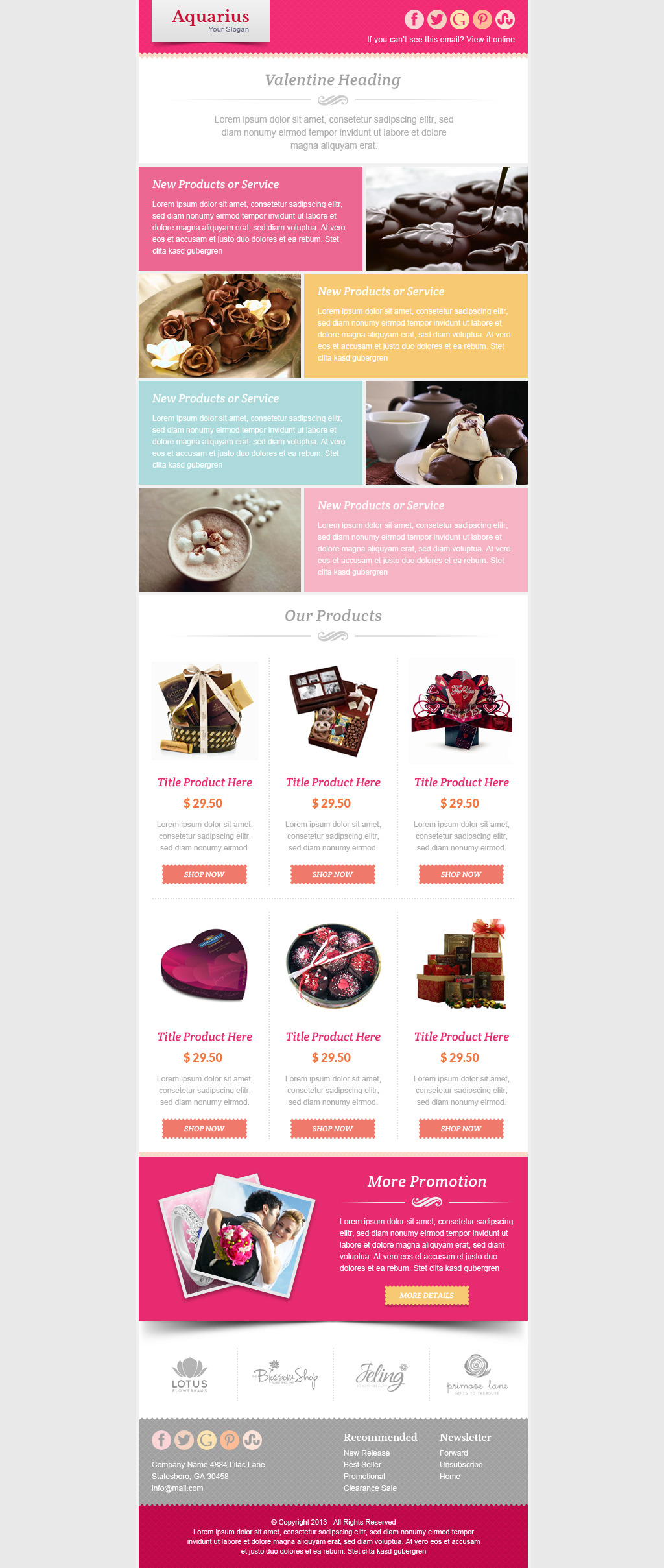 04_preview4 Valentine Themed Newsletter Template on cartoons for church, day backgrounds for, day party, 3rd grade, templates downloadable, day thmed, design for, day header, articles for, free sample apartment,