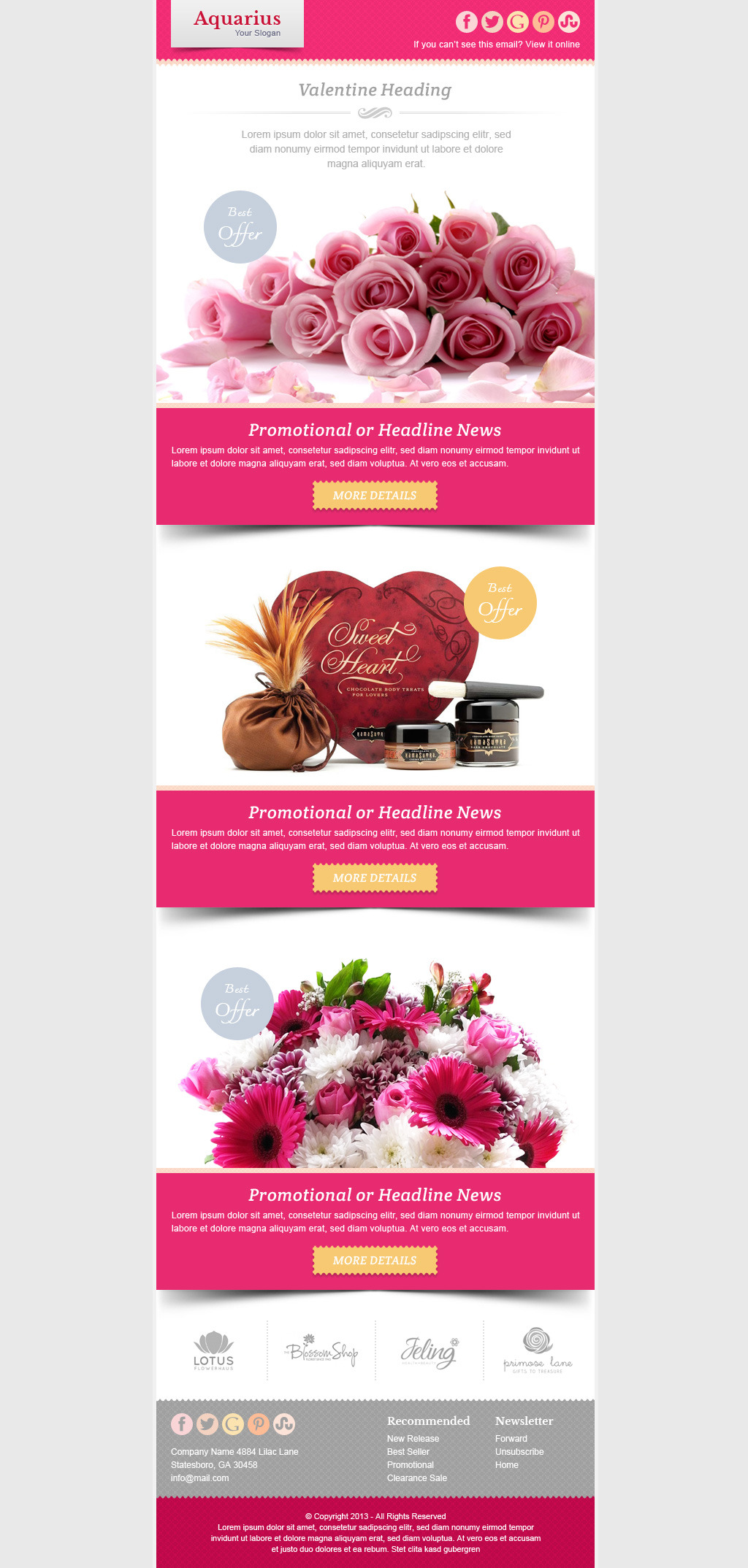 08_preview8 Valentine S Themed Newsletter Template on valentine newsletter ideas, valentine newsletter templates for teachers, valentine's newsletter template,