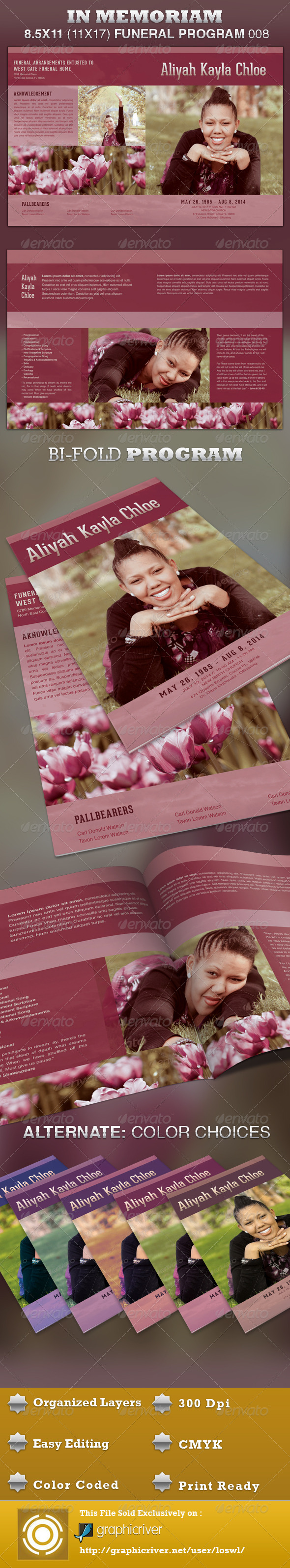 GraphicRiver In Memoriam Funeral Program Template 008 3862025
