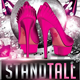 Stand Tall High Heels Party Flyer Template - GraphicRiver Item for Sale