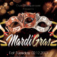 Fat Tuesday Mardi Gras Flyer - GraphicRiver Item for Sale