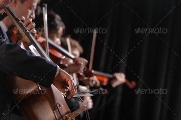 Classical music - Stock Photo - Images