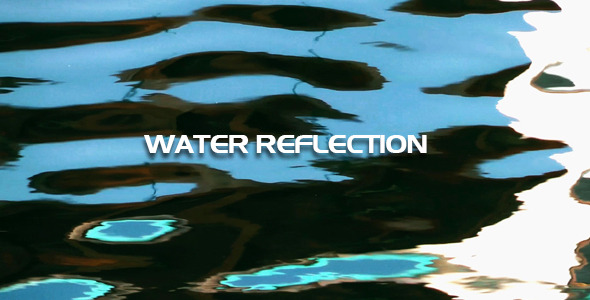 Water Reflection 2