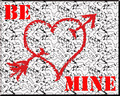 Be Mine Heart - PhotoDune Item for Sale