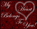 My Heart Belongs To You - PhotoDune Item for Sale