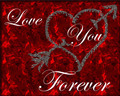 Valentine's Day Love You Forever - PhotoDune Item for Sale