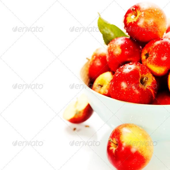 PhotoDune apples in a bowl 3866251