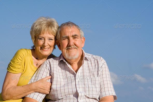 PhotoDune happy retirement elderly couple on vacation 3866310