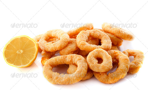 PhotoDune fried calamari 3866319