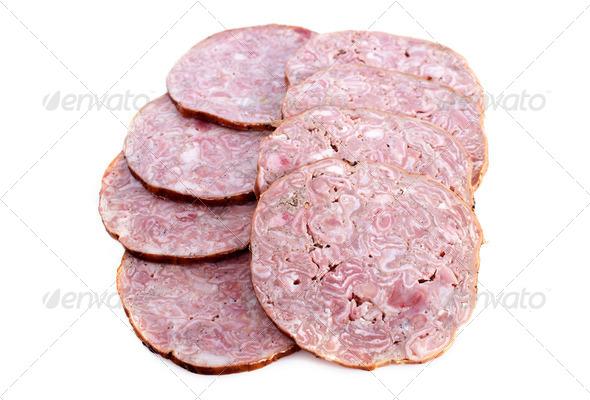 PhotoDune andouille sausage 3866332