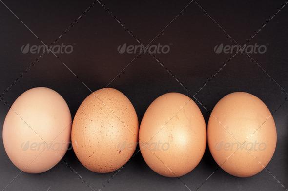 PhotoDune Hen eggs 3866302