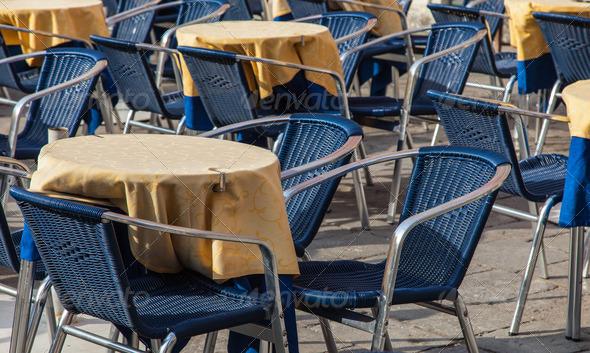 PhotoDune Restaurant Terrace 3866276