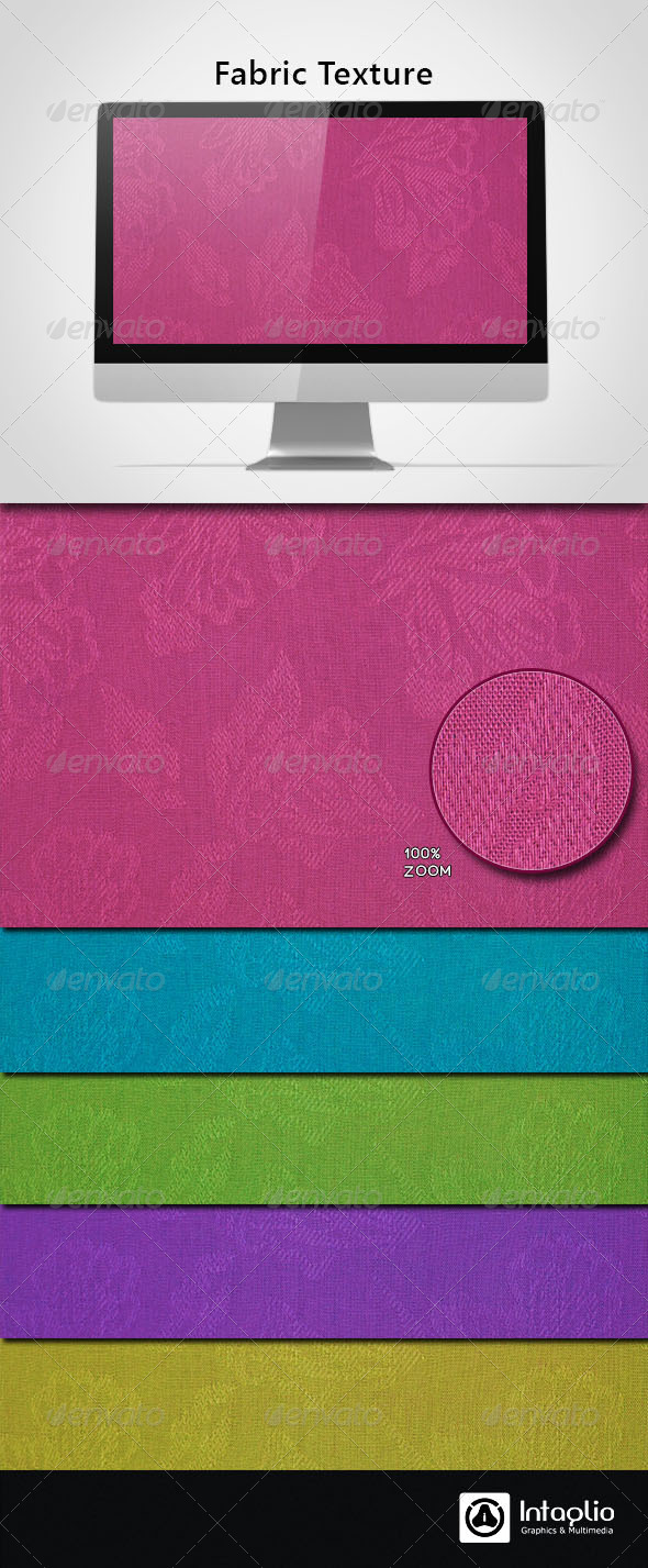GraphicRiver Fabric Texture 3866295