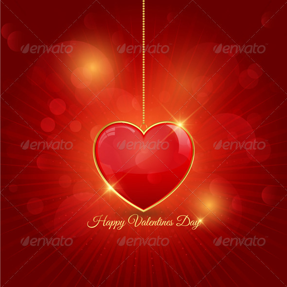GraphicRiver Valentine s Day Background 3866451