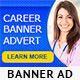 Medical Career Banner Ad Template - GraphicRiver Item for Sale