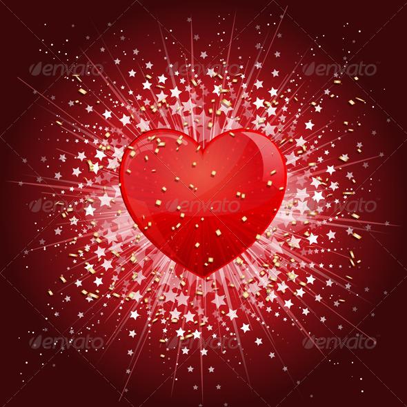 GraphicRiver Valentine s Day Background 3866729