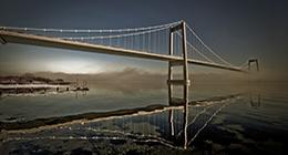 Bridge over trubled water