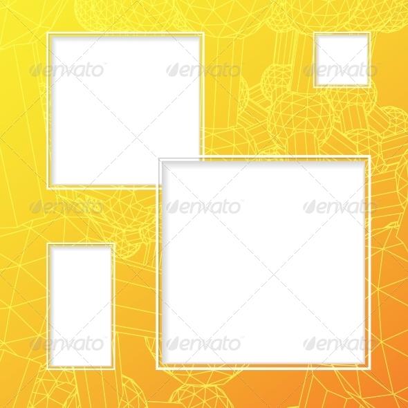 GraphicRiver Atom Background 3867286