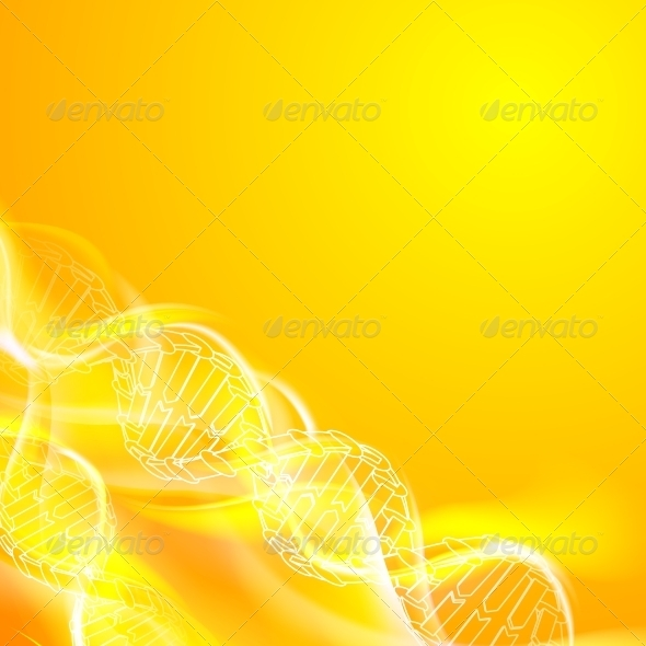GraphicRiver DNA Magic Figures 3867291