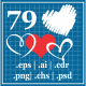 Heart Elements - GraphicRiver Item for Sale
