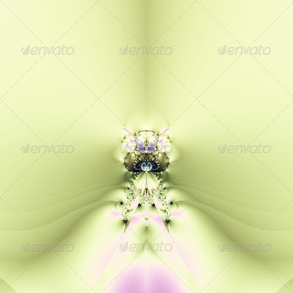 Green Meditation - Stock Photo - Images