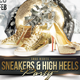 Sneaker High Heels Swag Flyer Template - GraphicRiver Item for Sale