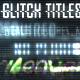 Digital Glitch Titles and Logo Reveal - VideoHive Item for Sale
