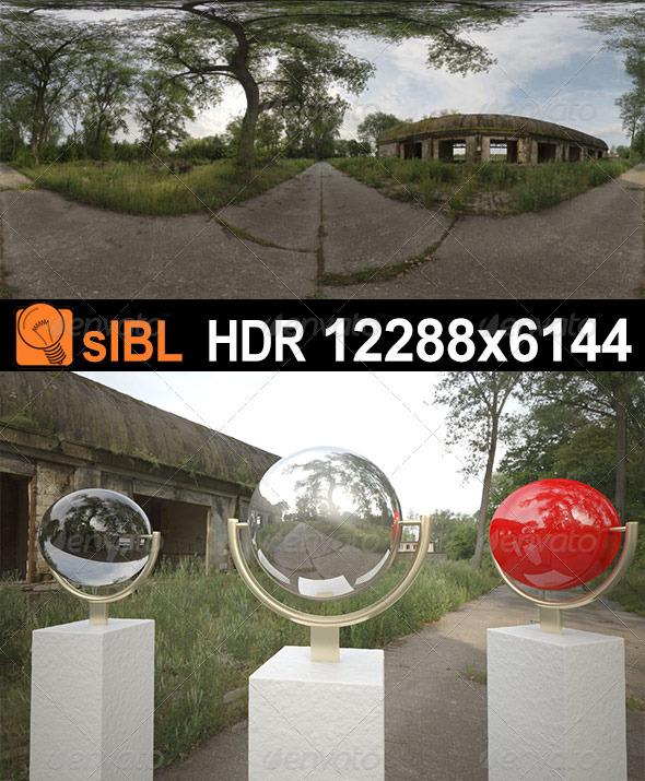 3DOcean HDR 081 Road sIBL 3871387