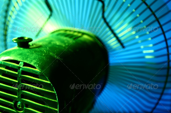 Fan - Stock Photo - Images